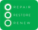 absorb repair restore renew