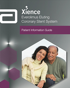 XIENCE PATIENT INFORMATION GUIDE
